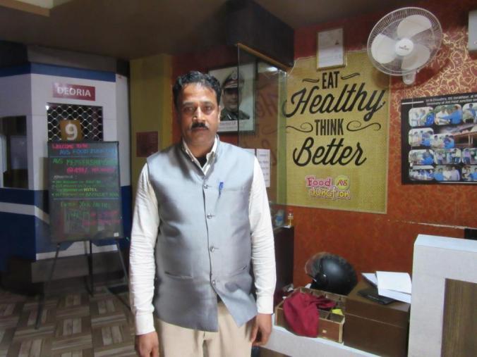 13final-Banquet hall manager Parmendar Bahadur Sahi from Deoria.JPG