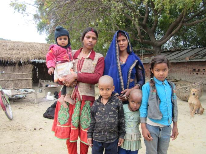 7final-Lakshmi Devi Pammi Devi with their children.JPG