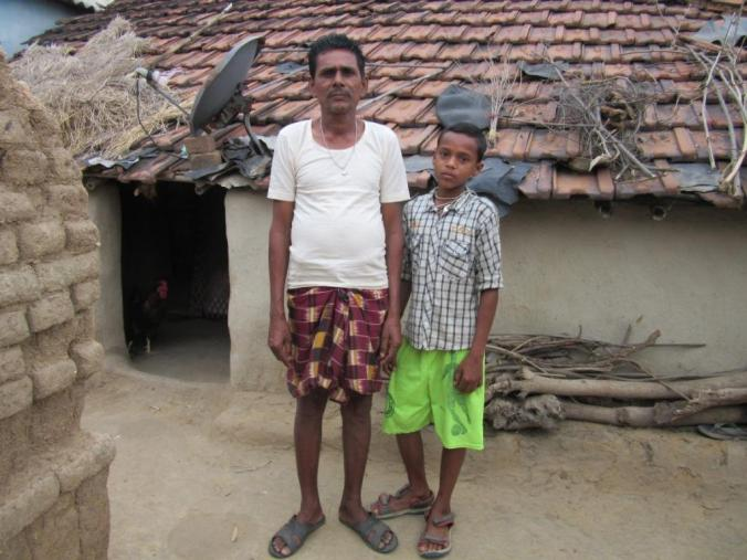 Barunni from Baranti, a tribal village in Raghunathpur area of Purulia, says the 'culture' of grassroots-level party workers have not changed over the decades. It is time they changed their ways, he insists.JPG