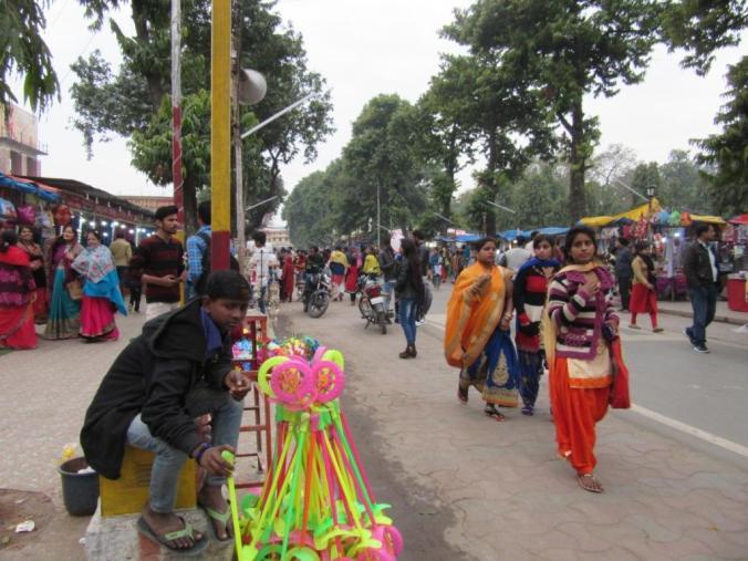 final-an annual fair in the Gorakhnath Temple complex (generic pic).JPG
